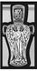 Ангел-Хранитель Образок 08250-с