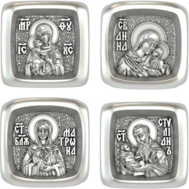 Православные Бусины. Бусина О детях 02.270р