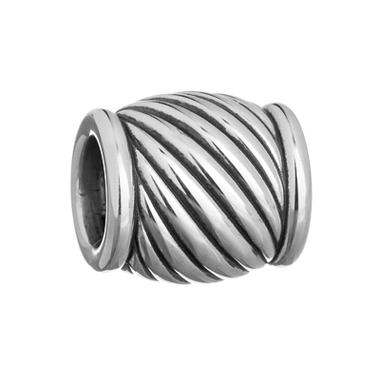 Бусина Спираль а-009