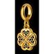 Православные Бусины. Бусина Трилистник 05247