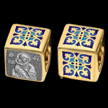 Бусина Владимирская икона Божией Матери