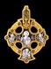 Господь Вседержитель Деисус Икона Божией Матери Взыграние Младенца