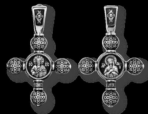 Господь Вседержитель Икона Божией Матери Умиление Серафимо-Дивеевская
