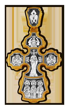 Господь Вседержитель. Три Святителя 08639