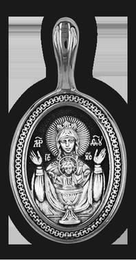 Икона Божией Матери Неупиваемая чаша 08276-с