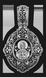 Икона Божией Матери Знамение 08334-с