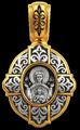 Икона Божией Матери Знамение 08334