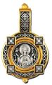 Икона Божией Матери «Знамение». Образок 08261
