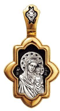 Казанская икона Божией Матери. 08038