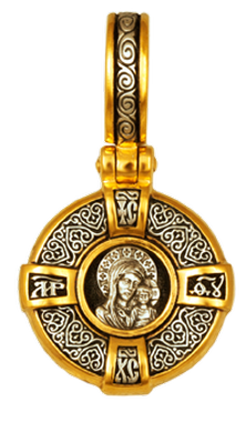 Казанская икона Божией Матери 08344