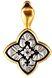 Лилии Православный крест