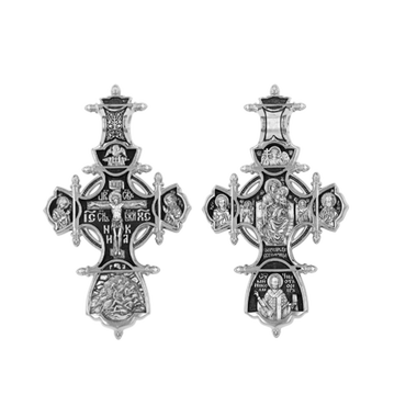 Православный крест 08495-с