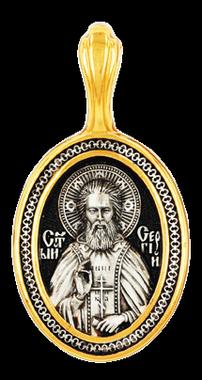 Преподобный Сергий Радонежский 08383