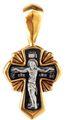 Распятие Христово. Архангел Михаил Православный крест