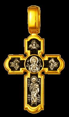 Распятие Христово БМ Знамение Святитель Николай