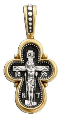 Распятие Христово. Покров Пресвятой Богородицы 08011