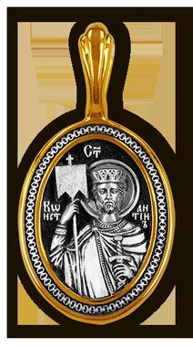 Равноапостольный император Константин