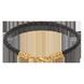 Регулируемый кожаный браслет для бусин 105.035 БП