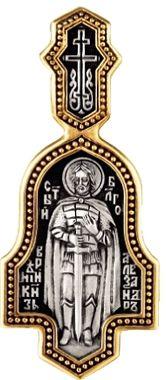 Святой благоверный князь Александр Невский. 08093