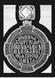 Великомученик Георгий Победоносец. Образок 08357-с