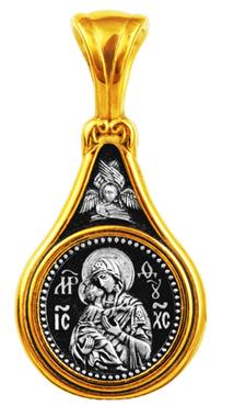 Владимирская икона Божией Матери 08325